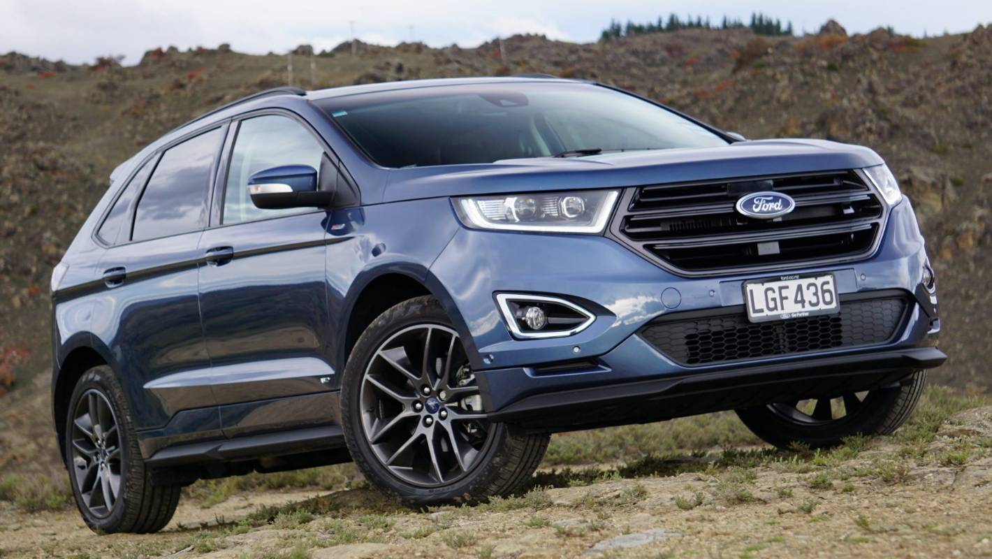 Ford Escape Titanium >> Ford NZ couldn't face waiting any longer for Endura ST-Line SUV | Stuff.co.nz