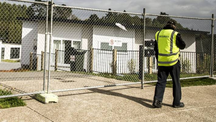 Council contracted security guard assaulted on duty in Tauranga