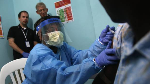 WHO Starts Ebola Vaccination Campaign in Congo