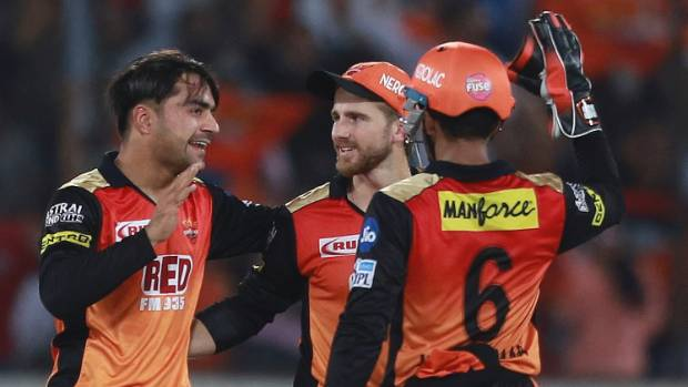 Kane Williamson's calm captaincy has helped his Sunrisers Hyderabad team in the field