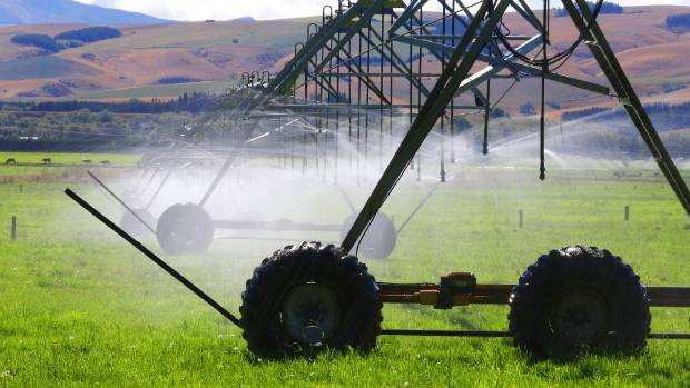 Irrigation is the largest water consumer in New Zealand.