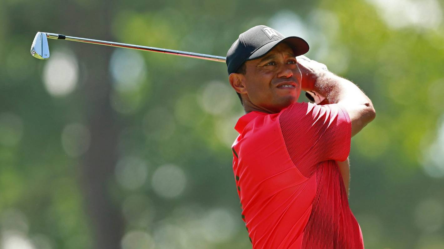 tiger woods to play british open for first time since 2015