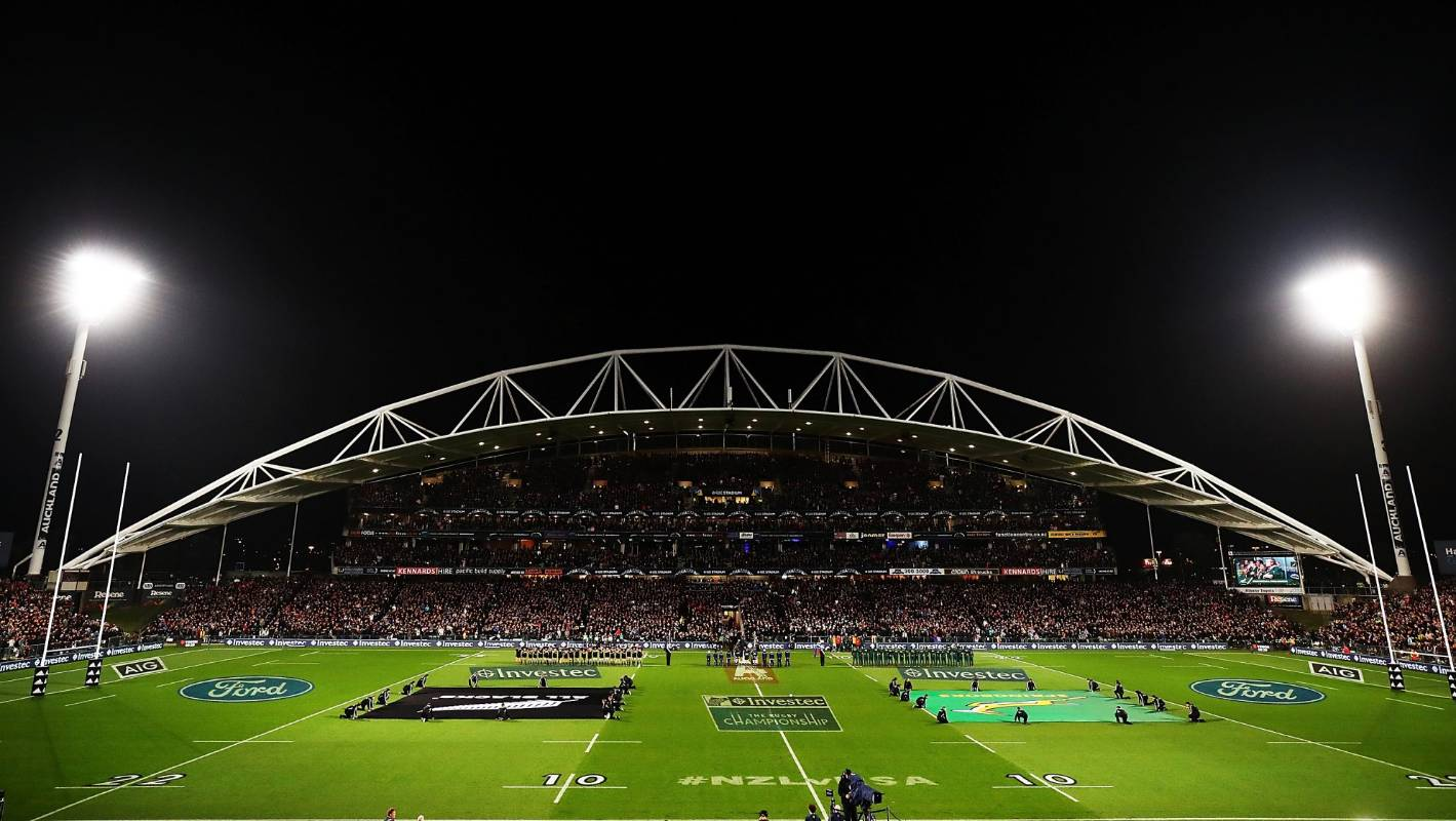 North Harbour Stadium Becomes International Sporting