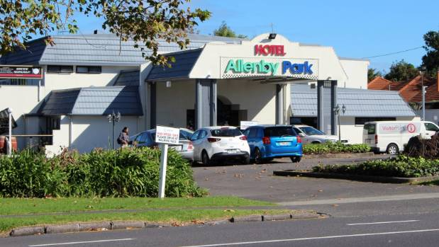Homeless man living in south auckland hotel costs taxpayers 2000 a work and income is paying more than 2000 a week for lionel to stay at allenby yadclub Images