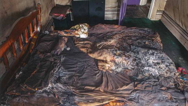 Electric Blanket Malfunction Sparked Fire Which Killed