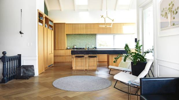 NZ House U0026 Garden Interior Of The Year Overall Winner Was This Stylish  Kitchen By Rachyl