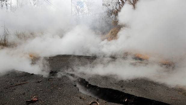 Hawaii's Kilauea volcano could launch boulders the size of cars