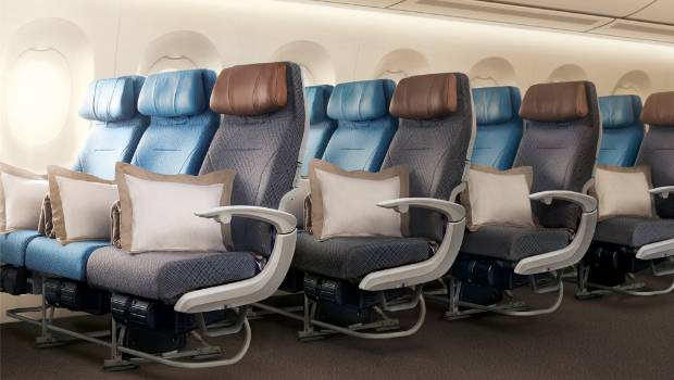 On the world's new longest flight, there is no cattle class