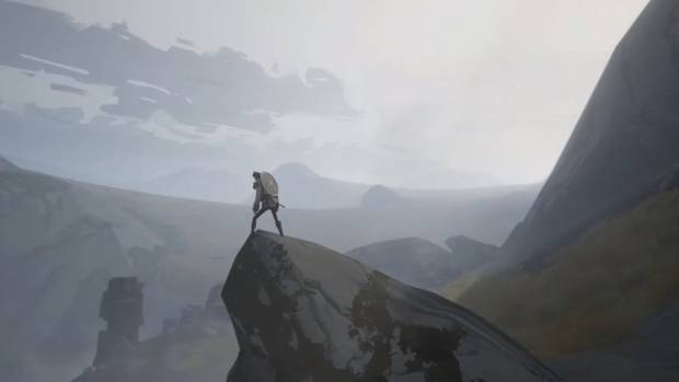 The environments in Ashen's expansive world are directly inspired by New Zealand's natural environment.