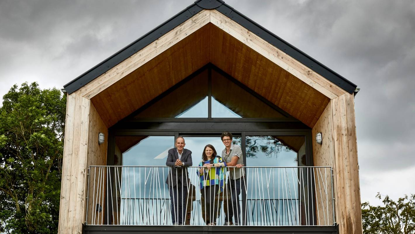 Grand Designs UK Celebrates The Humble Shed And Some