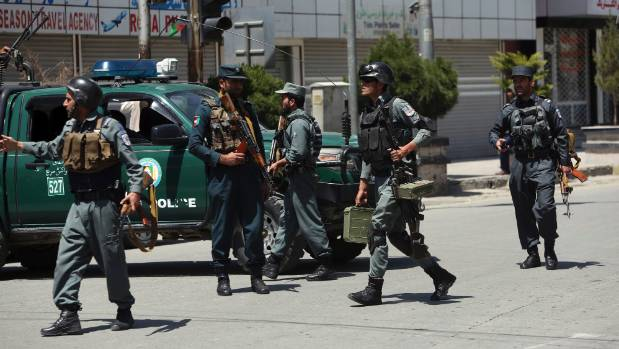 Dozens Killed, Wounded as Taliban Closes in on City in Western Afghan