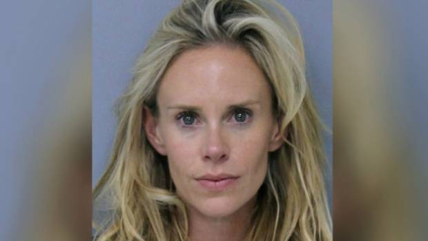 Wife of former Clemson golfer Lucas Glover arrested on battery charge