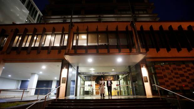 Wellington's Reserve Bank building evacuated following asbestos find