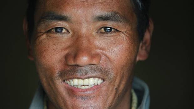 Nepalese veteran Sherpa guide Kami Rita 48 climbed Mount Everest for the record 22nd time