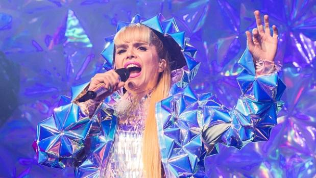 Paloma Faith opens for Grammy-winning Sam Smith world tour in Auckland