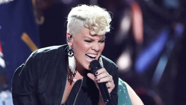 Pink Hilariously Burns Twitter Troll Who Criticised Her Appearance
