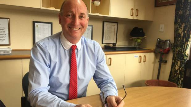 Hadlow Preparatory School principal of 22 years Michael Mercer is retiring at the end of the term.