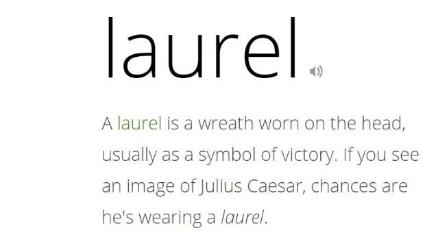 What are you hearing: Yanny or Laurel?