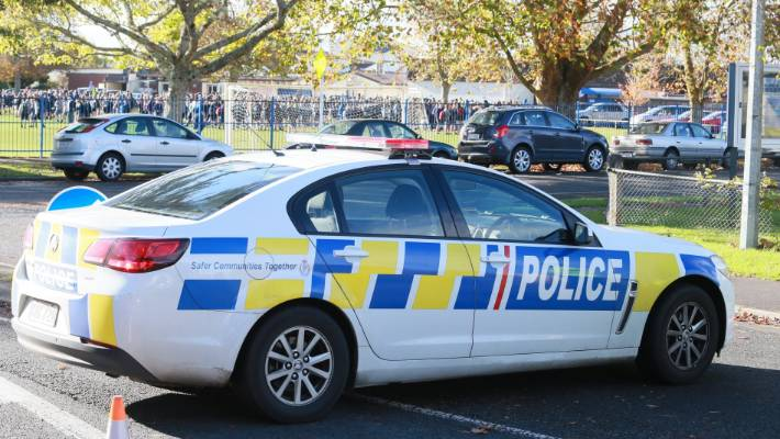 Two schools in lockdown after reported threats | Stuff co nz