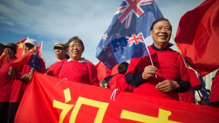 Xi calls on New Zealand to not discriminate against Chinese businesses