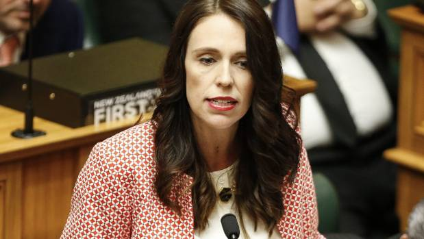 Prime Minister Jacinda Ardern said the Budget will help rebuild New Zealand's reputation.