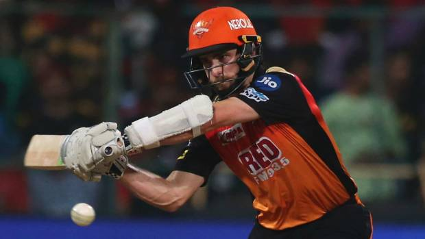 Sunrisers Hyderabad captain Kane Williamson scored 81 off just 42 balls