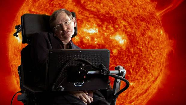 Stephen Hawking's ashes buried between graves of Darwin and Newton
