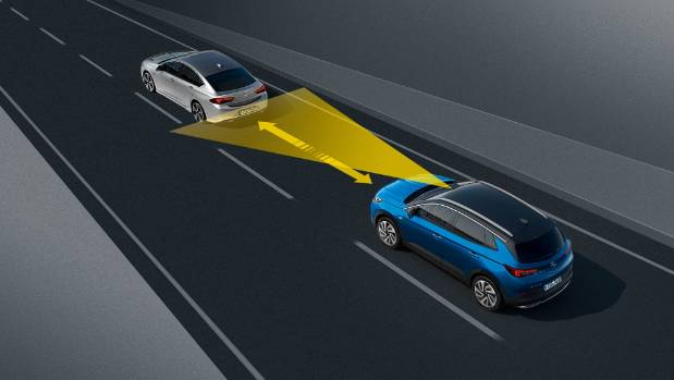 Adaptive cruise control is brilliant. Except when it makes you look like you can't drive.