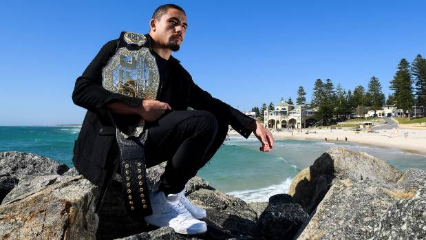 Fit and firing Robert Whittaker sends warning to Yoel Romero ahead of UFC title defence