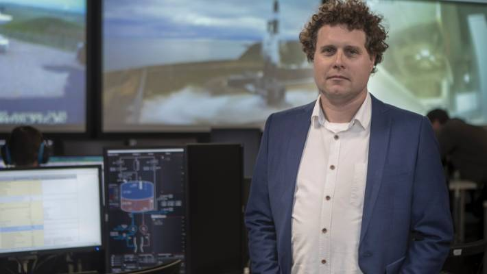 Rocket Lab chief executive Peter Beck said the company had expanded its global production, to launch an Electron rocket to orbit every week by 2020.