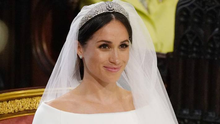 9f9f85011c Kiwi designer Emilia Wickstead is under fire for her reported remarks on  Meghan Markle s wedding dress