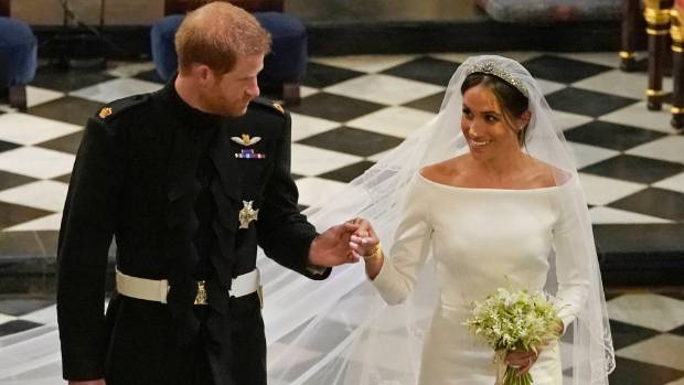 What Meghan Markle's wedding dress says about her