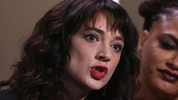Asia Argento Taking Legal Action Over McGowan's