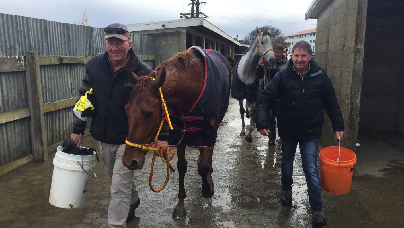 Bad weather leads to abandonment of Riverton races