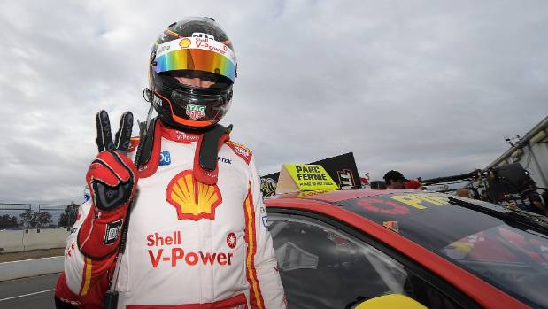 Fabian Coulthard wins Supercars race at Winton as Kiwis dominate