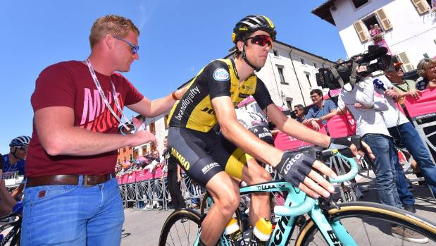 Stage 19 results and latest standings after Chris Froome takes pink jersey