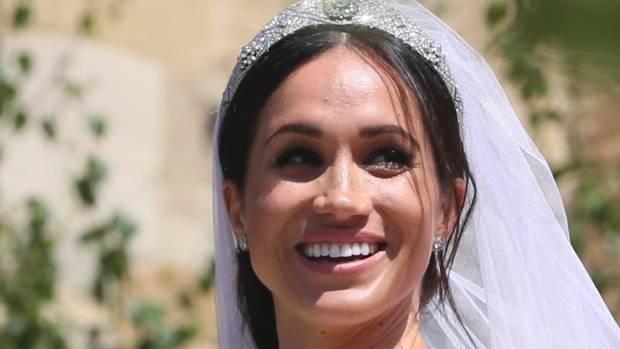 Royal wedding: Meghan criticised for \'messy\' hair - fringopost