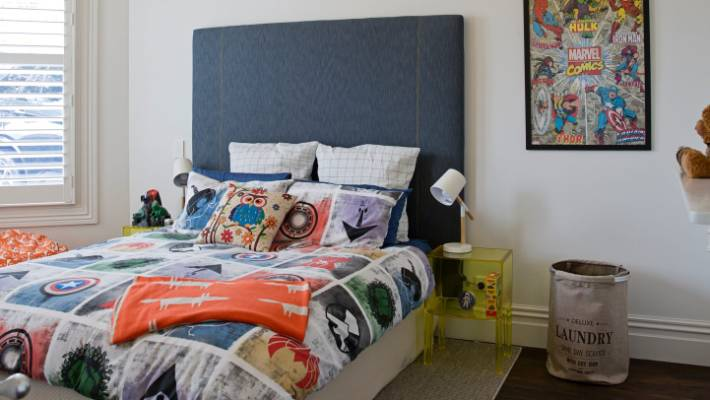 Savvy Parents Often Choose To Buy A Double Bed For Their Teens To Avoid  Having To