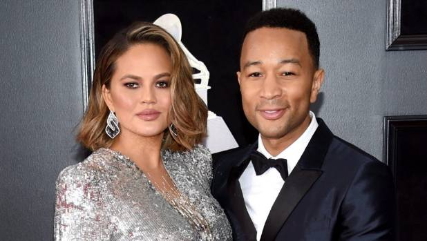 Chrissy Teigen gets real about pain of giving birth
