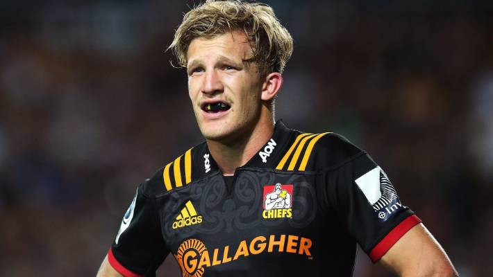 Damian McKenzie has inside running in the tussle for All ...