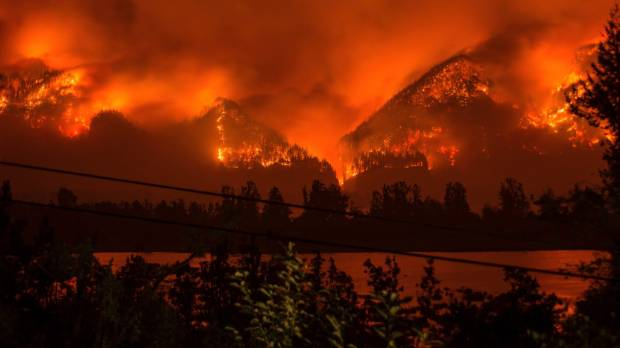 Teen ordered to repay NZ$53 million for starting Oregon wildfire