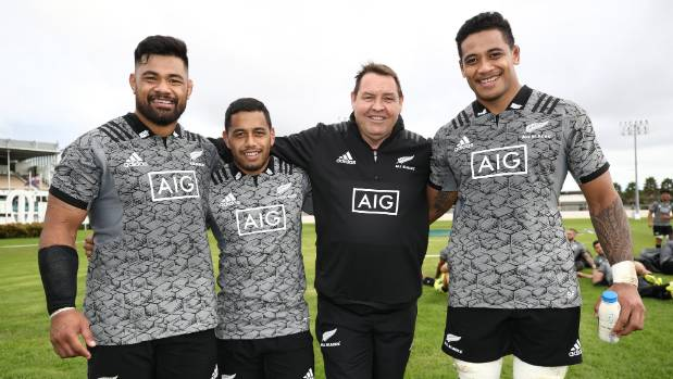 Tasman's awesome foursome selected in All Blacks squad