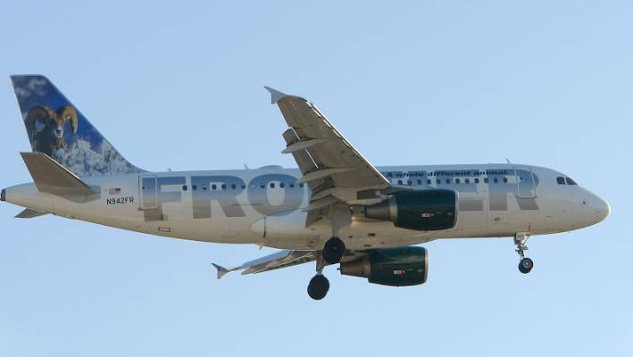 Passengers Suddenly Got Sick on a Frontier Airlines Flight