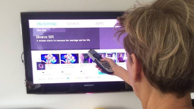 Sky Television decodes customers as it prepares to change