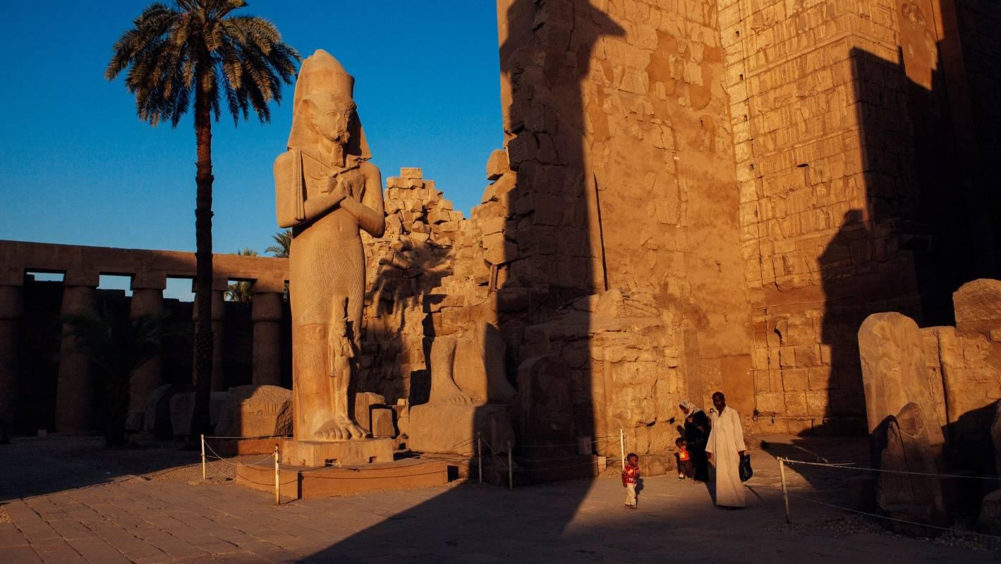 Tourists return: Why Egypt is back on bucket list | Stuff co nz