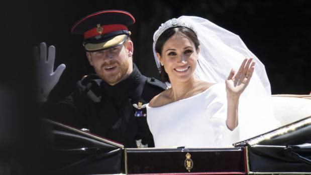 Meghan Markle's mom reveals her favorite part of the royal wedding