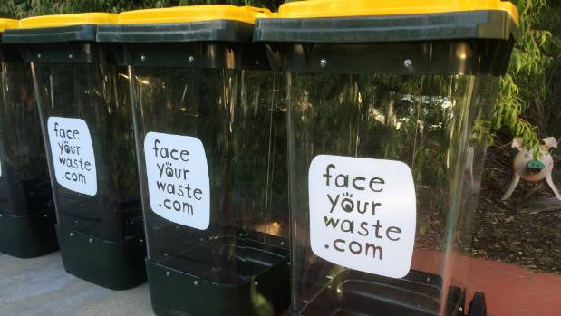 Going clear: Recycling's shame game?