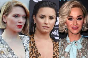 Lea Seydoux ticks all the boxes this week while Demi Lovato and Katy Perry miss the mark.