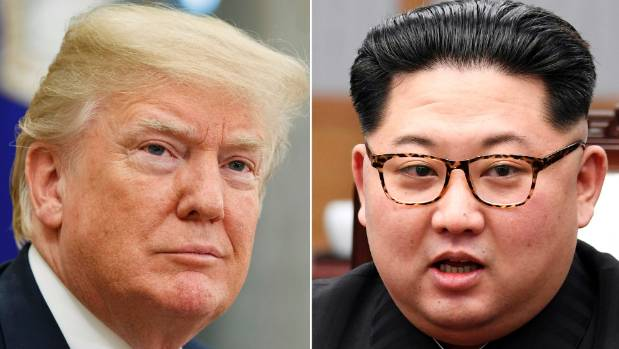 North Korea-US summit scheduled for morning of June 12: White House