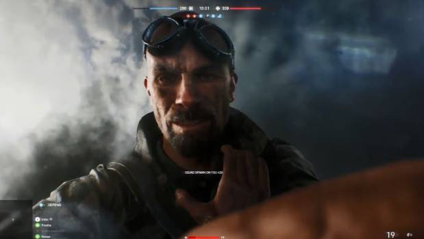 Battlefield 5 reveal trailer shows return to World War 2